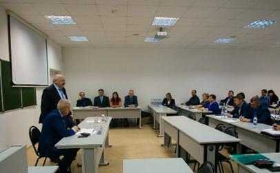 Волгоградский институт управления: главы сельских поселений повышают квалификацию