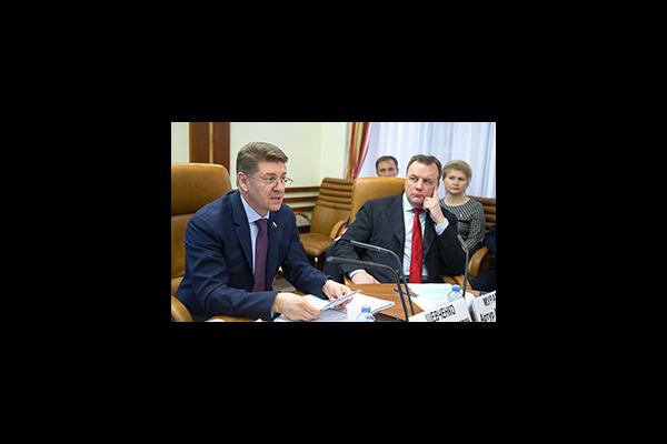 Вопросы гармонизации федерального и регионального законодательства обсудили в Совете Федерации