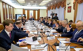 В Совете Федерации обсудили вопросы ТОС