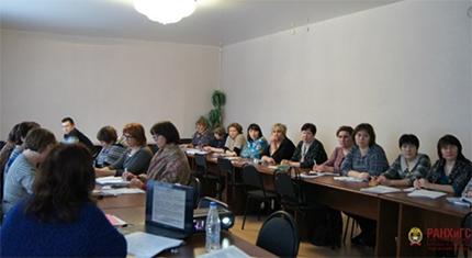 Курганский филиал: завершились курсы повышения квалификации муниципальных служащих Сафакулевского района Курганской области