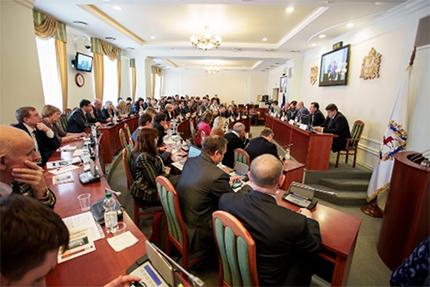 Нижегородский институт управления: ключевые вызовы системы местного самоуправления обсуждают участники межрегиональной конференции РАНХиГС