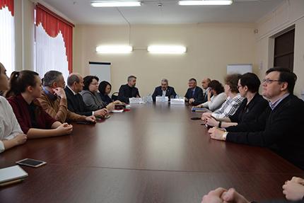 Чебоксарский филиал: состоялась панельная дискуссия по вопросам подготовки кадров для местного самоуправления