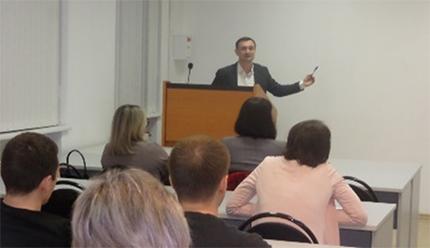 Волгоградский институт управления: в Школе кадрового резерва обсудили проблемы развития местного самоуправления
