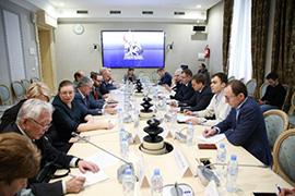 Проект закона о создании муниципальных округов обсудили в Общественной палате РФ