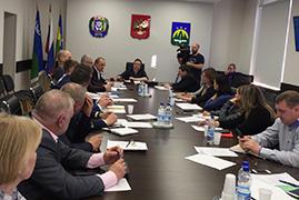 В Ханты-Мансийске обсудили особенности осуществления муниципального контроля