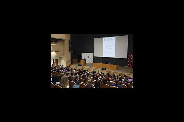 Информационное пространство знаний обсудили ученые в МГУ