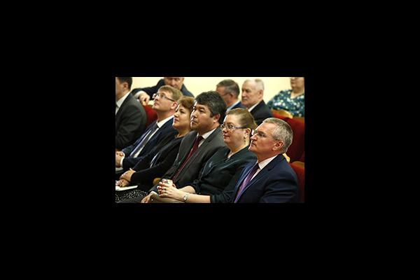 Особенности реализации национальных проектов на муниципальном уровне обсудили в Уфе
