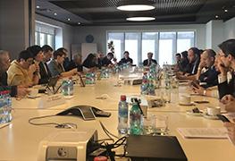 В аналитическом центре обсудили проект закона о контрольно-надзорной деятельности