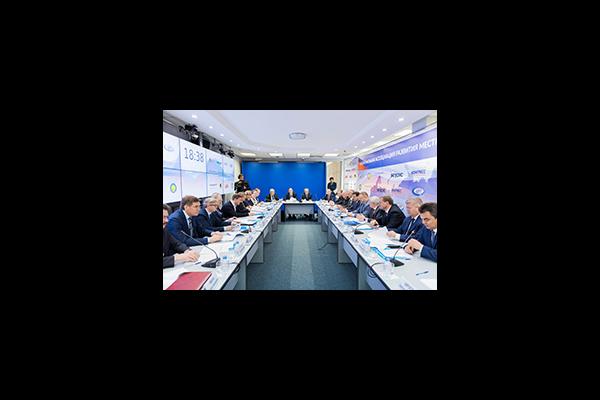 Екатерина Шугрина приняла участие в учредительном собрании Национальной ассоциации развития местного самоуправления