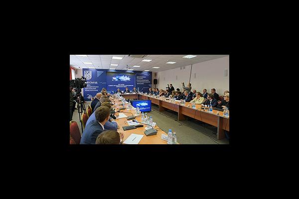 Екатерина Шугрина выступила на дискуссионной площадке Съезда совета муниципальных образований Пермского края