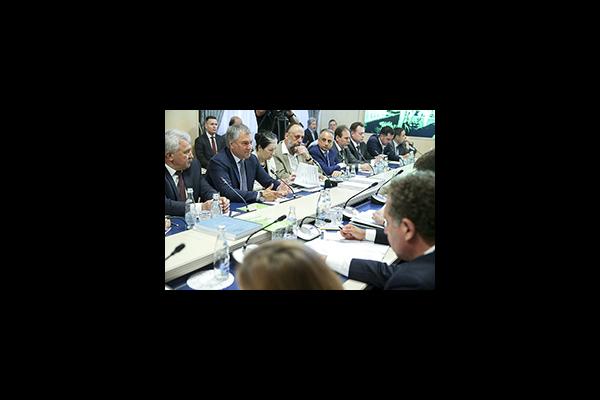 В Государственной Думе обсудили вопросы развития городов
