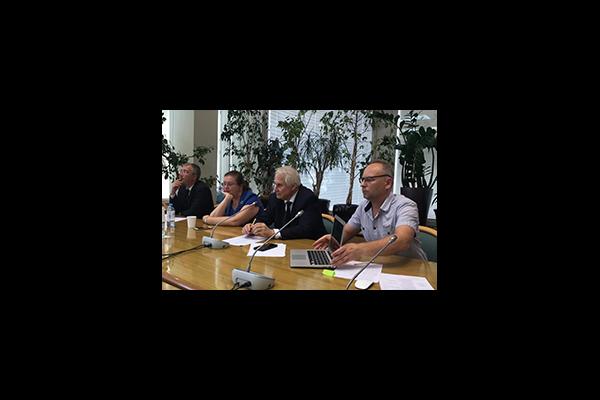 В Государственной Думе состоялось заседание секции Федерального экспертного совета