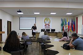 Северо-Кавказский институт: проходит обучение муниципальных служащих по программе «Управление жилищно-коммунальным хозяйством»