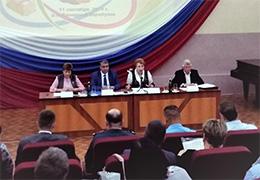 Поволжский институт управления имени П.А. Столыпина: состоялся первый зональный учебно-методический слет старост