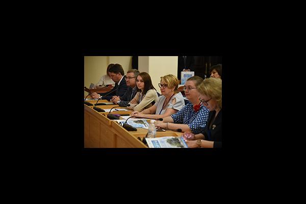 Екатерина Шугрина выступила на форуме сельских поселений в Ростове-на-Дону