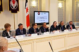 Екатерина Шугрина приняла участие в обсуждении механизмов инициативного бюджетирования