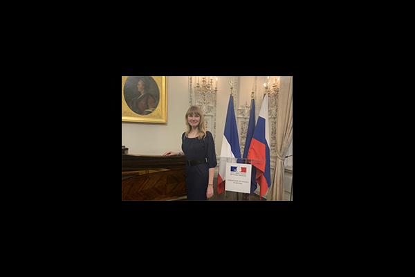 Взаимодействие России и Франции обсудили в МГУ имени М. В. Ломоносова 07 по 10 октября 2019 года
