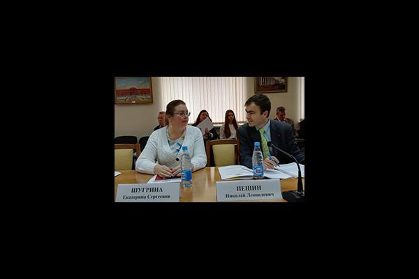 Екатерина Шугрина выступила на федеральных экспертных слушаниях по судебной защите местного самоуправления