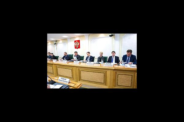 В Совете Федерации обсудили участие муниципалитетов в реализации национальных проектов