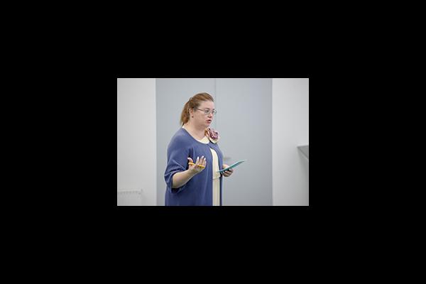 Екатерина Шугрина выступила с предложения по учету особенностей местного самоуправления в процессуальной части проекта нового КоАП