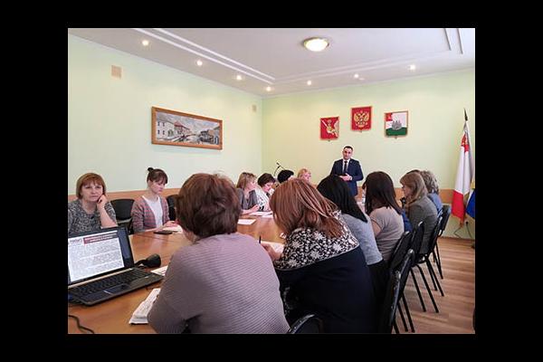 Вологодский филиал: рабочая встреча в Грязовецком районе
